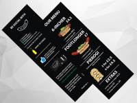 The Sausage - menu - karta informacyjna
